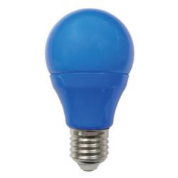ΛΑΜΠΑ LED 9W Ε27 230V ΜΠΛΕ
