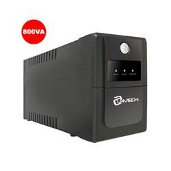 UPS ΜΕ AVR,CPU 12V7Ah 800VA...
