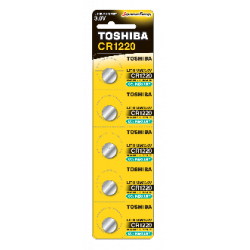 Toshiba CR1220 (blister)...