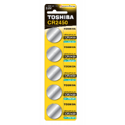 Toshiba CR2450 (blister)...